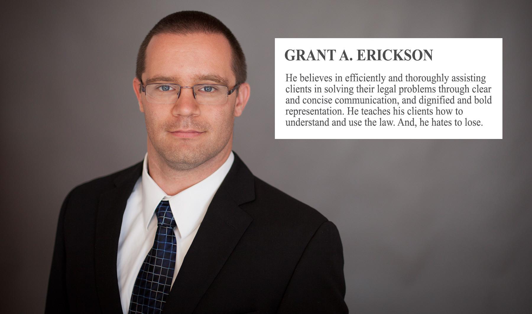 Grant Erickson