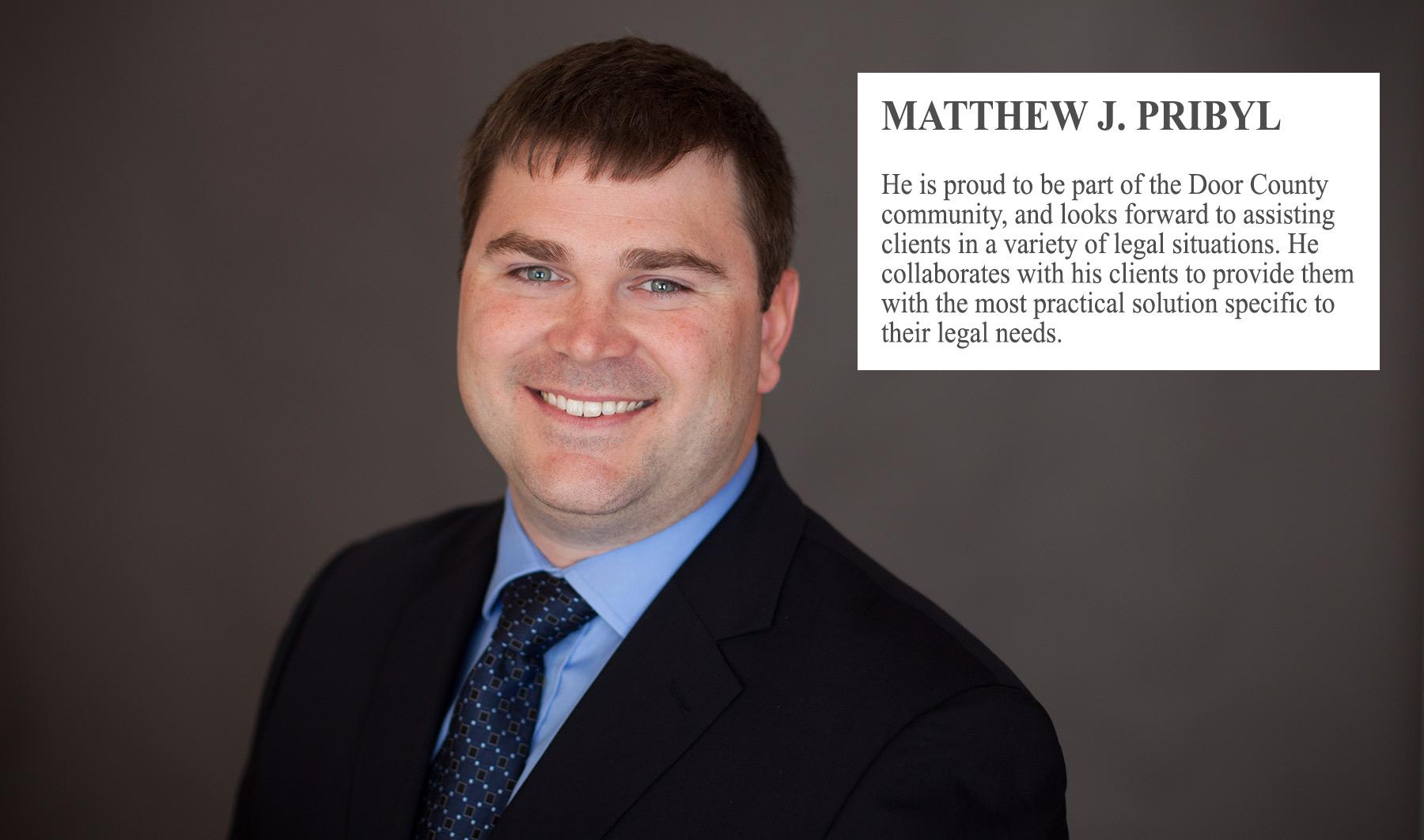 Matthew Pribyl